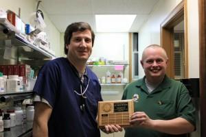 Lions Club Award